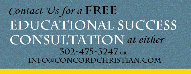 Contact us for a free educational success consultation. at 302-475-3247.
